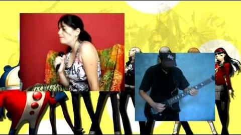 Persona 4 - Heaven (Gisele Bizarra & Dark Hunter) (Rock)