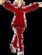 P5D Haru Okumura Shujin Gym Uniform