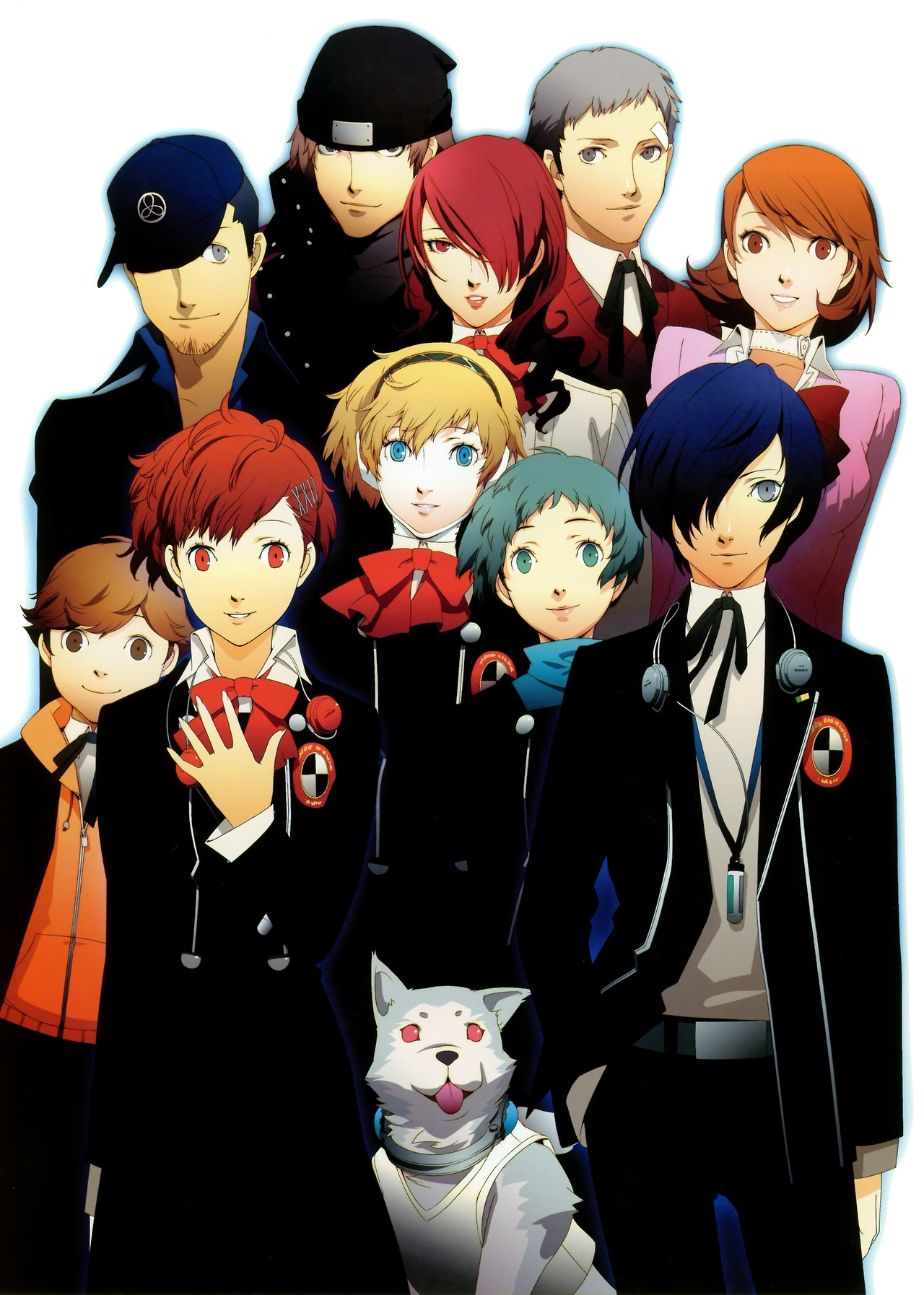 persona 3 dating characters