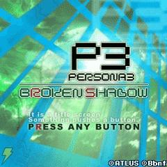P3 Broken Shadow Title