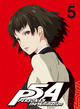 Persona 5 the Animation DVD Reverse Cover Volume 5