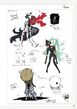 Cute Baby Official Art and Doll Concept Art