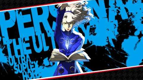 Persona 4 Arena Ultimax - Margaret's theme Extended