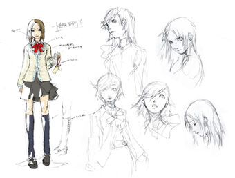 Persona 3 yukari social link