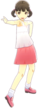 P4D Nanako Doijima casual wear summer change