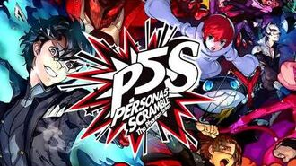 Persona 5 Scramble The Phantom Strikers OST - Main Theme You Are Stronger