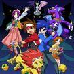 Devil Children Light and Dark Anime