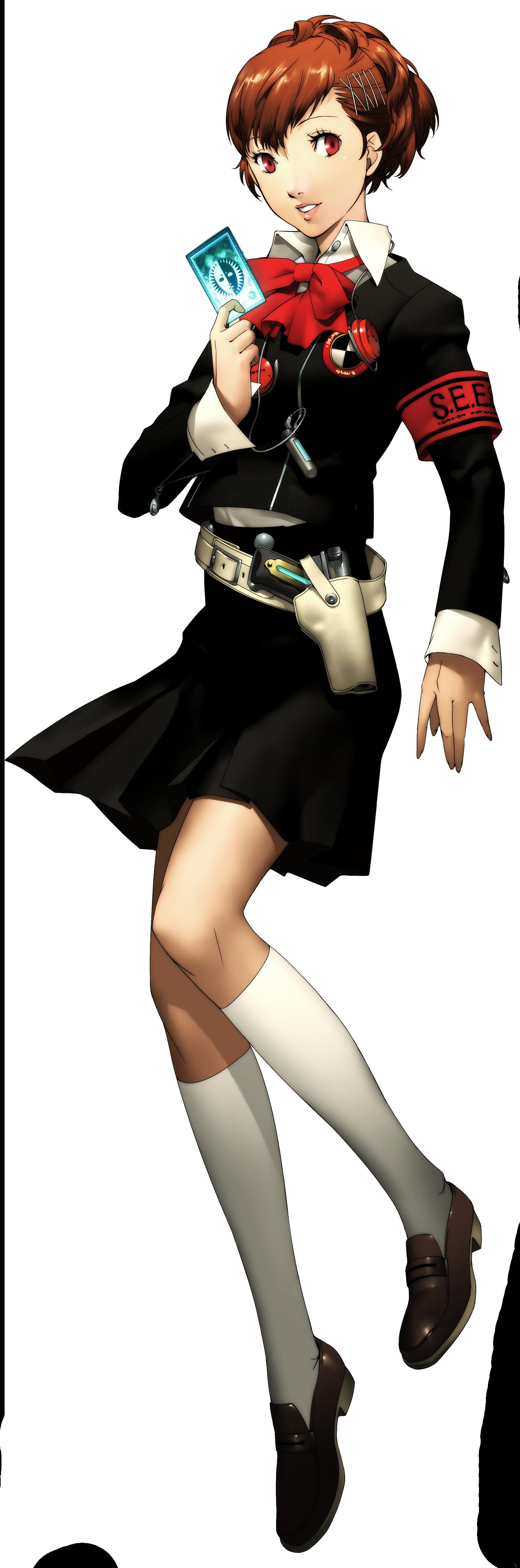 Female protagonist (Persona 3 Portable) | Megami Tensei Wiki