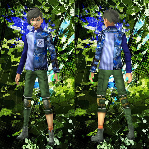 File:SMTIVF - HMV exclusive pre-order DLC armor for Protagonist.jpg