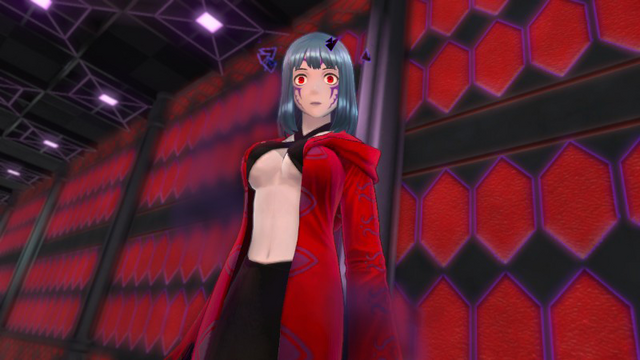 File:SMT x FE Ayaha being controlled by Aversa.png