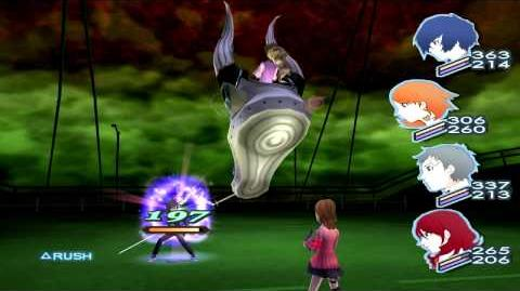 Persona 3 FES The Journey Full Moon Boss Takaya and Jin Hard