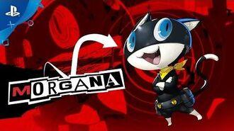 Persona 5 - Morgana Trailer PS4