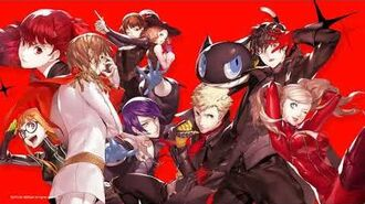 That Guy is Trick ☆ star → ‐ Persona 5 Royal OST-0