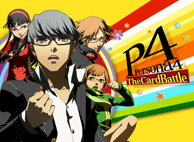 Persona 4 The Card Battle   Megami Tensei Wiki   FANDOM