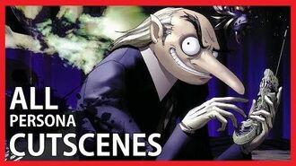 Revelations Persona - All Cutscenes (Game Movie HD)