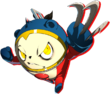 Shadow Teddie P4A Ultimax Artwork