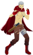 P3D Akihiko Sanada Persona 4 Arena DLC costume