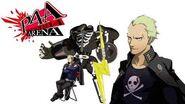 Persona 4 Arena Kanji Tatsumi Voice Clips Japanese - Japones