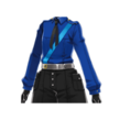 P4D unused Velvet Room outfit for Nanako
