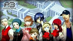 Persona 3 OST - Want To Be Close