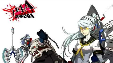 Persona 4 Arena Shadow Labrys Voice Clips English-Ingles