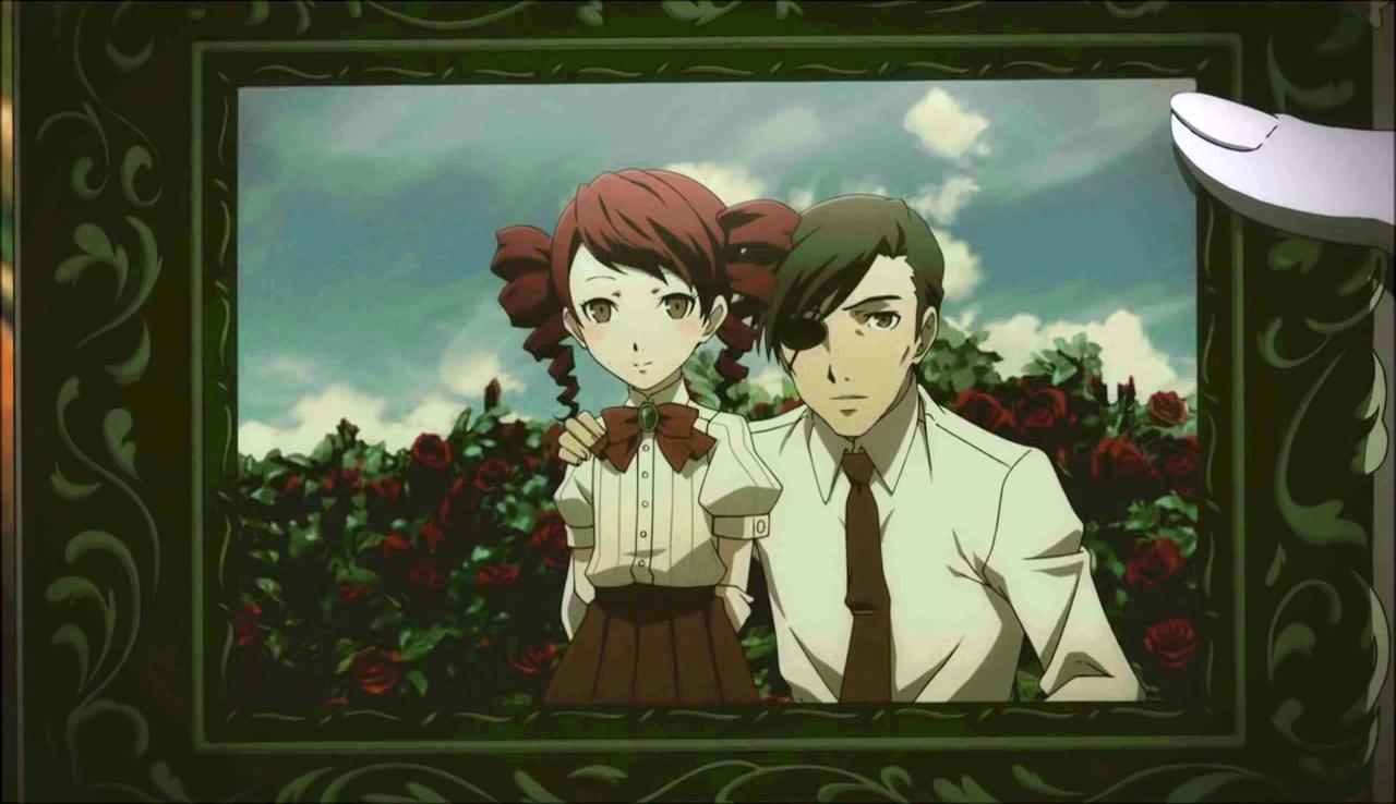 Persona 3 Fes dating Mitsuru