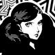 Persona 5 Confidant Guides Icon (Lovers) - Ann Takamaki