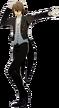 P3D P5D Goro Butler Costume
