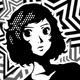 Persona 5 Confidant Guides Icon (Temperance) - Sadayo Kawakami