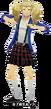 P5D Ryuji Sakamoto Girl Look