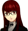 P5R Portrait Sumire Surprised
