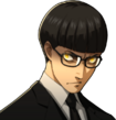 P5 Portrait Natsuhiko Shadow