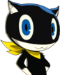 P5 portrait of Morgana