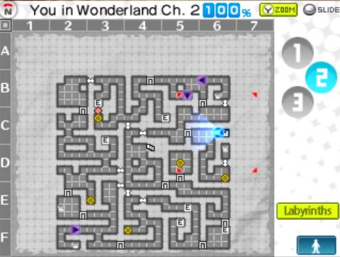 Image - You In Wonderland Floor -2.png | Megami Tensei Wiki ... on