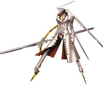 Yu Narukami Ultimate Persona - Lavis