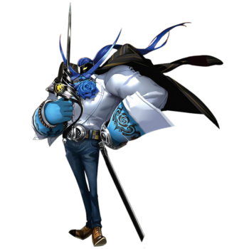 Diego, as he appears in ''Persona 5 Royal''