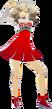P5D Ann Takamaki Cheer Outfit