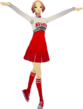 P5D Haru Okumura Cheer Outfit