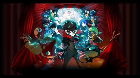 Persona Q2 New Cinema Labyrinth - Road Less Taken (Full Version)