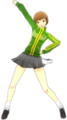 P4D Chie Satonaka winter school uniform change.PNG