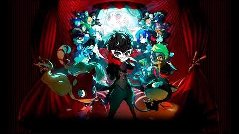 Persona Q2 OST - Cinematic Tale (Full Version)