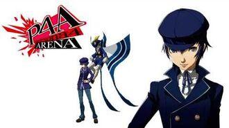 Persona 4 Arena Naoto Shirogane Voice Clips English-Ingles