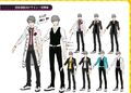 P4D Official Visual Visual Book Original Stage Costume for Yu, 02.jpg