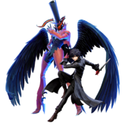 SSBU Joker and Arsene