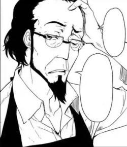P5 manga Sojoro Sakura