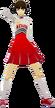 P5D Makoto Niijima Cheer Outfit