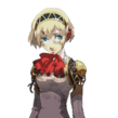 Aigis damaged P3P