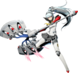 Labrys (BlazBlue Cross Tag Battle, Character Select Artwork)