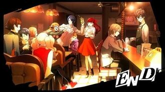 Persona 5 Royal - Bad Ending - Feburary 2 Trigger