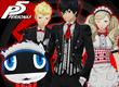 P5 Maid & Butler Costumes DLC